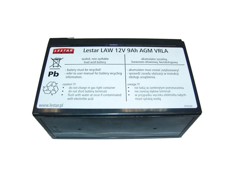 5498d0b0b6d Lestar Replacement battery cart for UPS 12V... Product images are for  illustrative purposes only