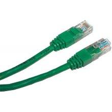 Equip U/UTP C6 PATCH кабель 2M зелёный