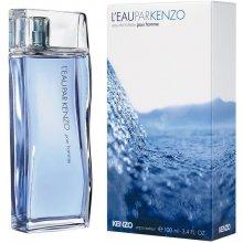 Kenzo L´Eau Kenzo Pour Homme 100ml - Eau de...