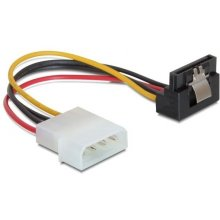 Delock Stromkabel SATA 15Pin down -> Molex...