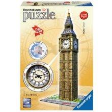 RAVENSBURGER 216 ELEMENTS 3D Big Ben clock
