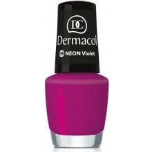 Dermacol Neon Polish 13 barbie, Cosmetic...