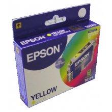Тонер Epson T0324 Tinte жёлтый