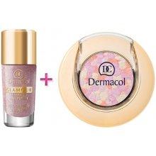 Dermacol Glamour Nail Polish, 9ml Glamour...