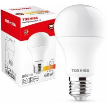 TOSHIBA LED lamp 8,5W 230W 806lm warm valge