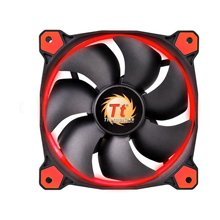 Thermaltake Fan - Ring 14 LED punane (140mm...