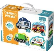 TREFL Baby Classic Vehicles ja contest