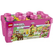 LEGO Juniors farm koos Pony