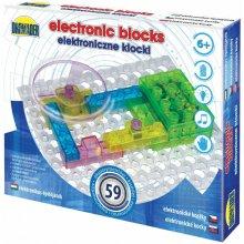 Dromader Electronic blocks 59 pieces