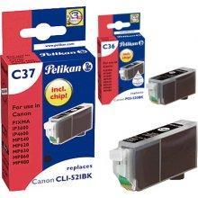 Tooner Pelikan Tinte bk (PGI-520bk...