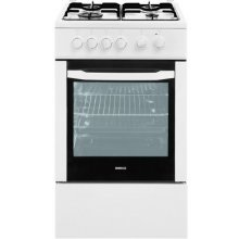 Pliit BEKO Gas-electric cooker CSS52020DW