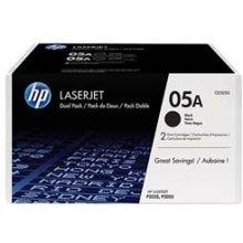 Tooner HP INC. HP 05A Black, Laser, Black...
