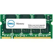 Mälu DELL EMC DELL 8GB DDR3L SODIMM 204-pin...