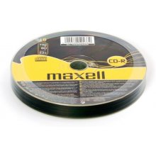 Toorikud Maxell discc d-r 700MB 52x spindle...