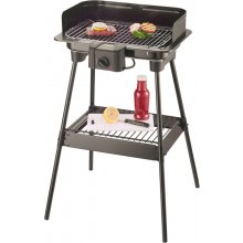 SEVERIN PG 8523 Barbecue-Elektrogrill чёрный