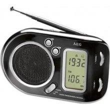 Радио AEG WE 4125 Weltempfänger чёрный