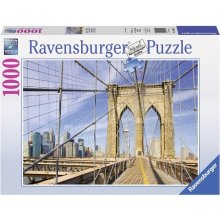 RAVENSBURGER RAVEN. 1000 EL. Widok na Most...