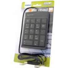 Klaviatuur 4World USB Numeric Keypad Super...