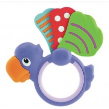 CHICCO Rattle Parrot