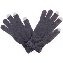 Natec Touchscreen gloves, серый