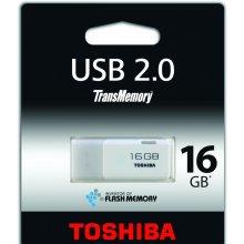 Mälukaart TOSHIBA PenDrive 16GB, USB 2.0...