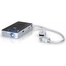Projektor Philips PicoPix PPX 4350 Taschen...