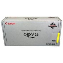 Tooner Canon Toner CEXV26 kollane |...