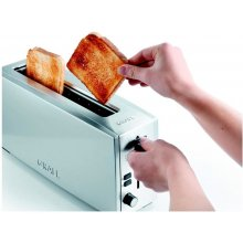 Graef TO 90 Toaster серебристый
