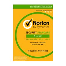 SYMANTEC NORTON SECURITY STD 3.0 ML
