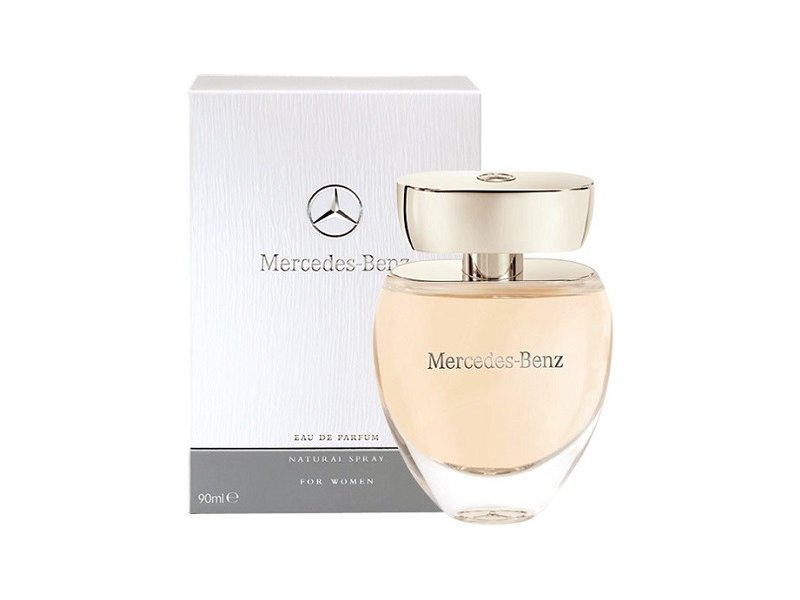 mercedes benz mercedes benz for women 90ml eau de parfum. Black Bedroom Furniture Sets. Home Design Ideas