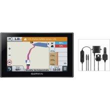 GPS-навигатор GARMIN Camper 660LMT-D EU...
