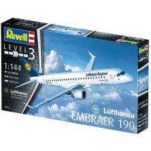 Revell Embraer 190 Lufthansa 1:144
