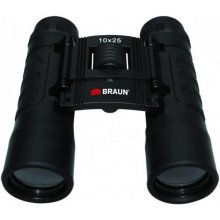 Braun Photo pruun Fernglas 10x25 must
