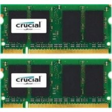 Mälu Crucial 16GB DDR3L 1866 MT/s Kit 8GBx2...