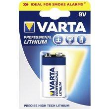 VARTA Batterie liitium 9V 1St