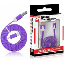 Global Technology CABEL USB IPHONE 5 8PIN...