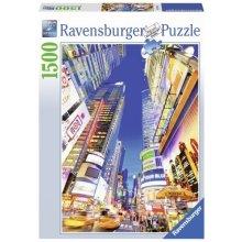 RAVENSBURGER 1500 ELEMENTÓW Times Square o...