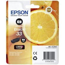 Тонер Epson Ink Singlepack Photo чёрный 33...