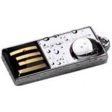 Медиаплееер PANASONIC DVD-S500EG-K чёрный