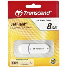 Флешка Transcend JetFlash 330 8GB белый/lila