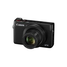 Fotokaamera Canon POWERSHOT G7X BLACK