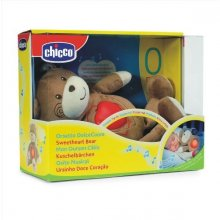 CHICCO Bear с beating little heart