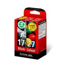 Тонер Lexmark Valuepack Nr.17E/Nr.27E...