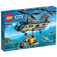 LEGO City Helicopter Research