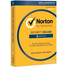 SYMANTEC Norton Sec.3.0 DELUX PL CARD 1User...