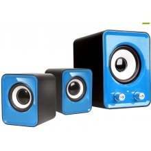 Колонки TRACER Speakers 2.1 OMEGA Blue USB