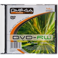Toorikud OMEGA Freestyle DVD-RW 4,7GB 4x...