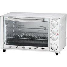 ADLER Mini Oven, белый, 1600W W