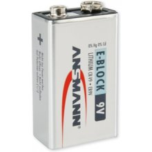 Ansmann 1 литий 9V block Extreme
