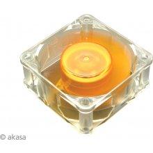 AKASA 6cm Amber Series ümbris Fan, 60 x 60 x...